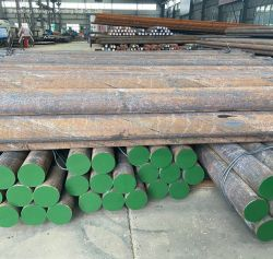 Dia 40mm-120mm Wear-Resistant Steel Bars Widely Used in Coal Slurry, Quartz Sand