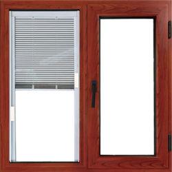 Wood Window Aluminium House Used Double Glazing Windows Price Guangzhou Aluminum Glazed