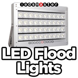 150lm/W High Power 400watt LED Flood Light for Indoor Outdoor Tennis Football Basketball Court