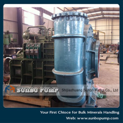 Wn Series River Sand Dredging Pump with Gear Box