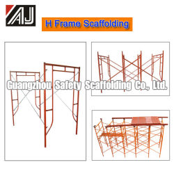 China H Frame Scaffolding For Construction, H Frame Scaffolding For