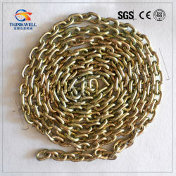 High Tensile Galvanized G70 Transport Chain Tow Chain