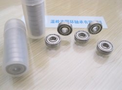 Ss625 Zz 2RS Stainless Steel Bearing