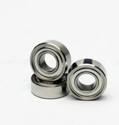 685zz Ultra Thin Miniature Flange Ball Bearing with High Precision for Sewing Machine