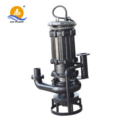 Non-Clogging Vertical Submersible Slurry Pump
