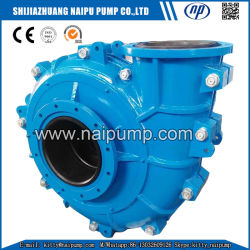300S (F) -L Waster Water Slurry Pump with 5 Vane Closed Impeller