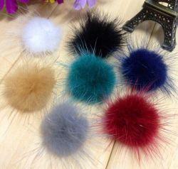 Mink Ball Fur POM Pons Fur Ball