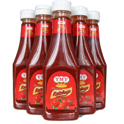 Delicious Tomato Ketchup Use to French Fries/Pizza/Fish/Beef with OEM Disign