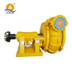 Abrasion Resisting Slurry Gravel Sand Suction Pump