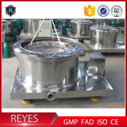 Plate Bag Lifting Top Discharge Centrifuge