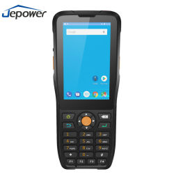 Handheld 3G 4G Mobile Industrial Phone Data Collector Logistic Express Warehouse Delivery Android Barcode Scanner PDA