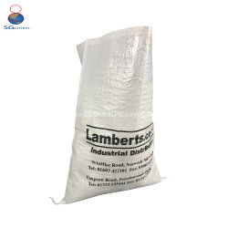SGS CE FDA Factory 25kg 50kg Plastic BOPP Laminated Coated Printed Packaging Grain Millet Rice Food Flour Fertilizer Seed Feed Seafood Transparent PP Woven Bag