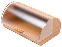Kitchen Food Storage Container Wooden Bread Holder Best Bamboo Bread Box  Bb 7011