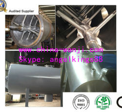 Chemical Slurry Vacuum Harrow Dryer