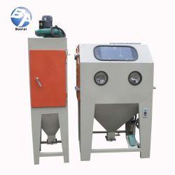 990L Sandblasting Cabinet / Cabin Type Grit or Sand Blasting Machine