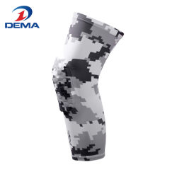 Camouflage Knee Pads Protective Gear Basketball Sports Protection