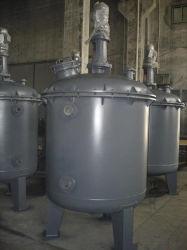 Slurry Mixer Cyanide Leaching Agitation Tank for Gold Process