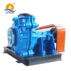 Heavy Duty High Pressure Mining Metal Lined Sludge Slurry Pump