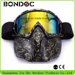 Outdoor Sports Safety Eyewear Motocross Mx Goggles