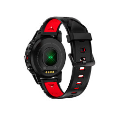 GPS New Product with Android OS Waterproof 2018 Smart Watch with Trending Style Wristband GPS for Sports