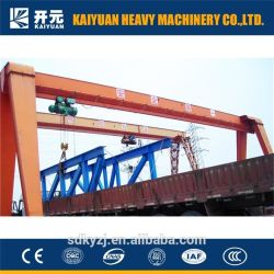 Widely Used Mh Type Electric Hoist Gantry Crane