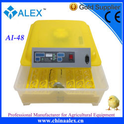 2015 Fully Automatical 48 Egg Incubator for Sale