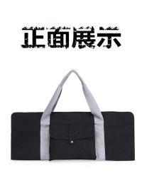 Shoulder Promotional Shopping Polyester Tote Sports Bag for Yoga