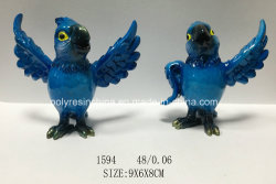 Good Quality Green Parrot with Keychain