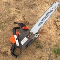45cc Gas Wood Cutting Chain Saw Gardening Tools