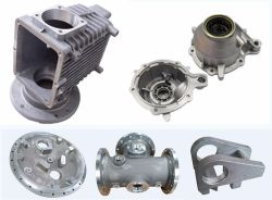 OEM Grey Iron/Ductile Iron/Sand Casting with CNC Precision Machining