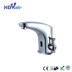 Automatic Thermostatic Sensor Mixer Tap with Temperature Lever HD5143