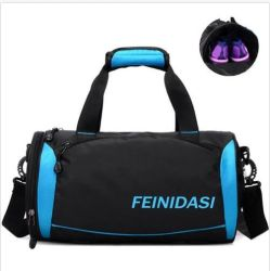 Fitness Sport Bags Waterproof Shoe Compartment Pocket for Travel Bag