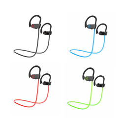 Fashion Metal Sport Wireless for Mobile Phone Neckband Headphone