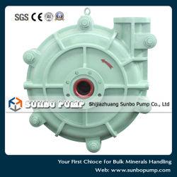 Horizontal Cantilever Single-Stage Centrifugal Slurry Pump