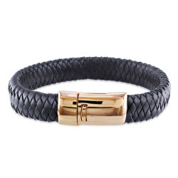 Clever Magnetic Clasps For Leather Bracelets