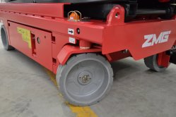 ZS0812 Hydraulic Scissor Lifts Aerial Work Platform