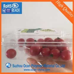 Top Grade 100% Virgin Clear Rigid Pet Film for Thermoforming