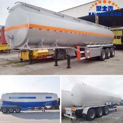 China Tank Semi Trailer 3 Axles Diesel/Cement Powder/LPG/LNG/Oil/Petrol/Fuel Tanker