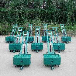 Pneumatic Floor Grinding Scabbler with Multi-Heads