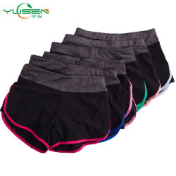 Moisture Absorbing Comfortable Fabric Women Sports Wear Yoga Pants