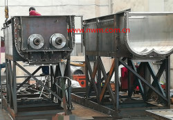 5tph Hollow Shaft Paddle Dryer Slurry Drying System