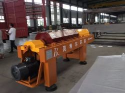 Better Sludge Dewatering Decanter Centrifuge Solid Control System for Waste Treatment