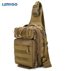 Outdoor Tactics Oversized Chest Bag Luya Fishing Gear Bag Multi-Function Waterproof Cross-Body Bag