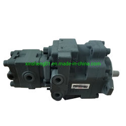 Nachi Hydraulic Piston Pumps PVD-00B-16P-6AG3-5220A Without Solenoid Valve for Excavator Repairing