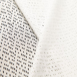 Warp Knitting Polyester Breathable Mesh Fabric for Sportswear