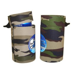 Wholesale Neoprene Insulated Beer Beverage Drink Can Stubby Cooler with Cap (BC0086)