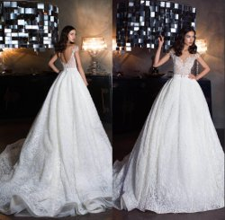 06b61c50079 Custom Fashion Ladies Girl Fashion Lace Beaded Bridal Gown Evening Prom Evening  Wedding Dress CZ5506