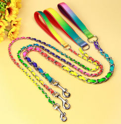 Pull Pet Leash Dog Traction Chain