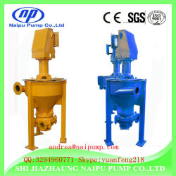 Sand Slurry Pump Good Suction Ability