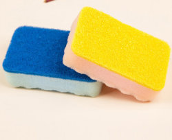 Dishes Scouring Pad, Household Cleaning Sponge, Cleaning Sponge